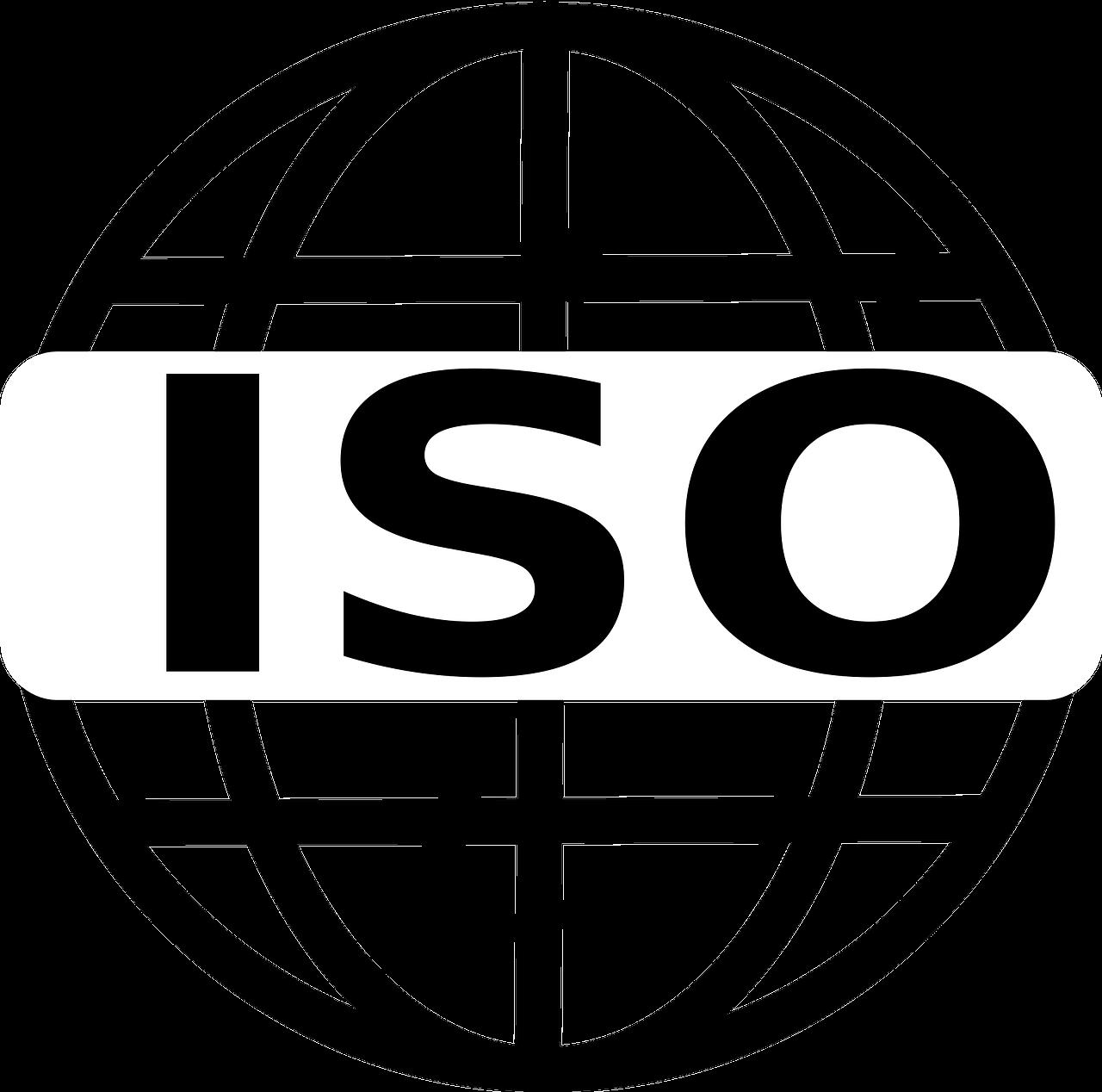 iso, standard, symbol
